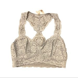 NWT Free People lace bralette Mult Sizes available
